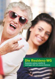 Die Residenz-WG Cover